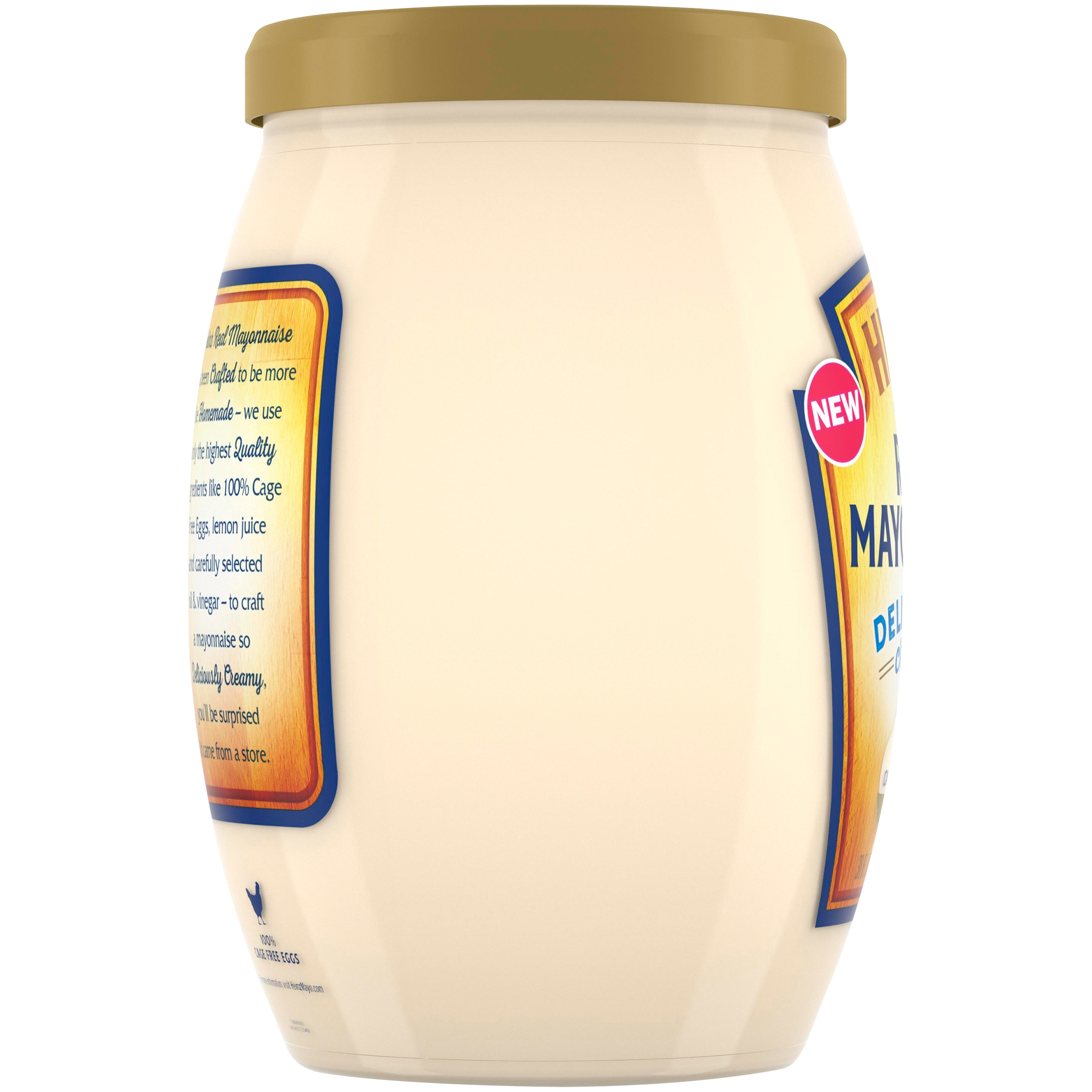 Heinz Real Mayonnaise - 100% Cage Free Eggs (30 oz.)