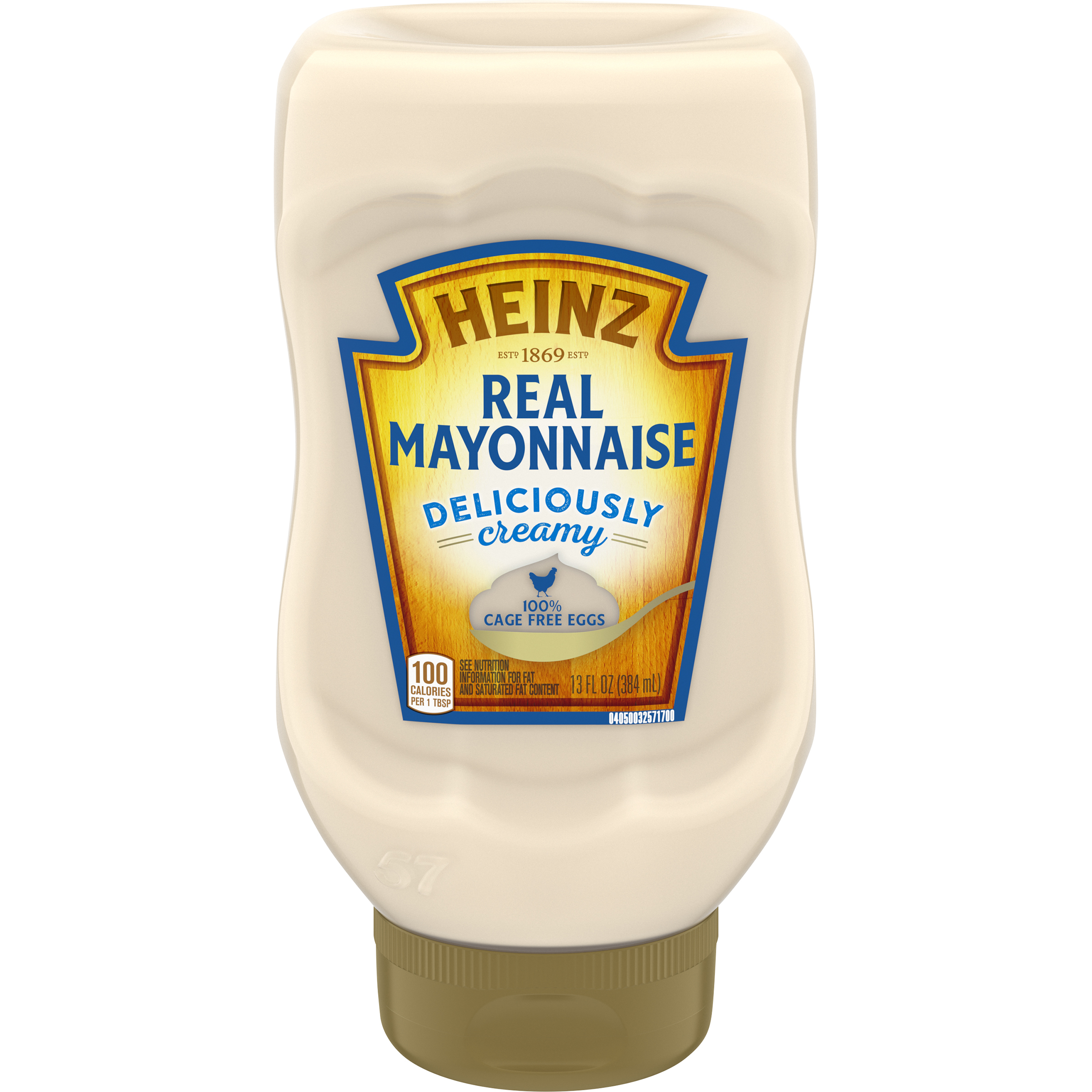 Heinz Real Mayonnaise - 100% Cage Free Eggs (13 oz.) image