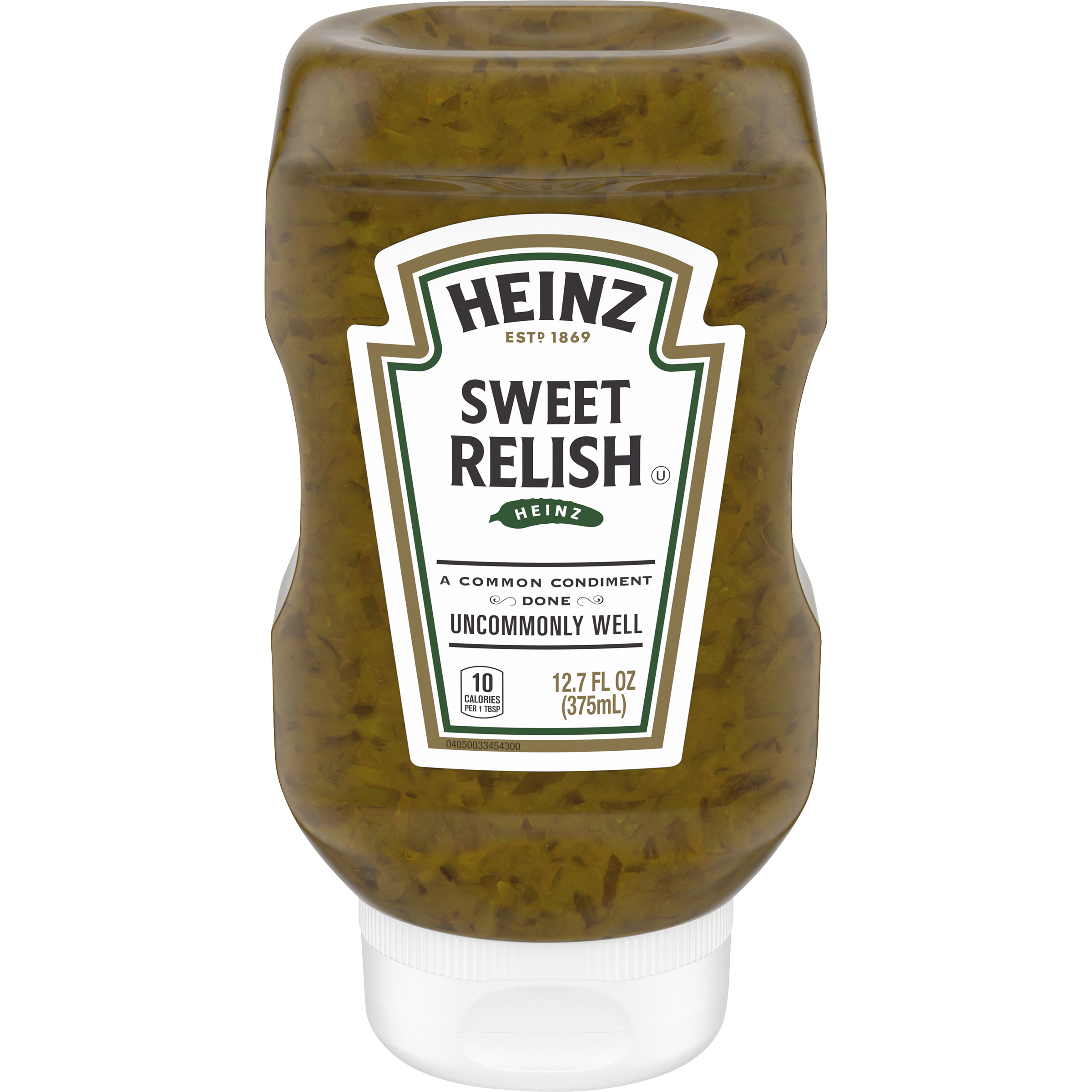 Heinz Sweet Relish 12.7 fl oz Bottle image