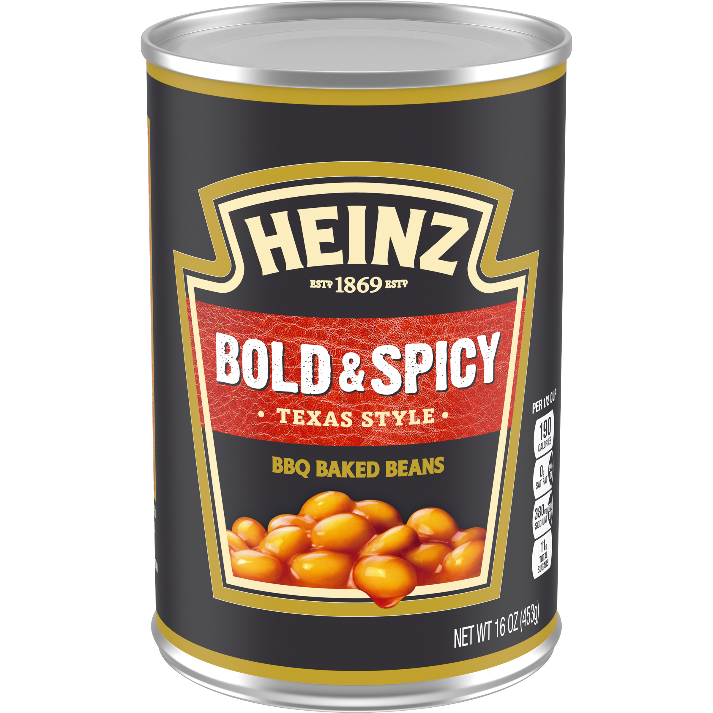 Heinz Sweet & Spicy Memphis-Style BBQ Baked Beans (16 oz. image
