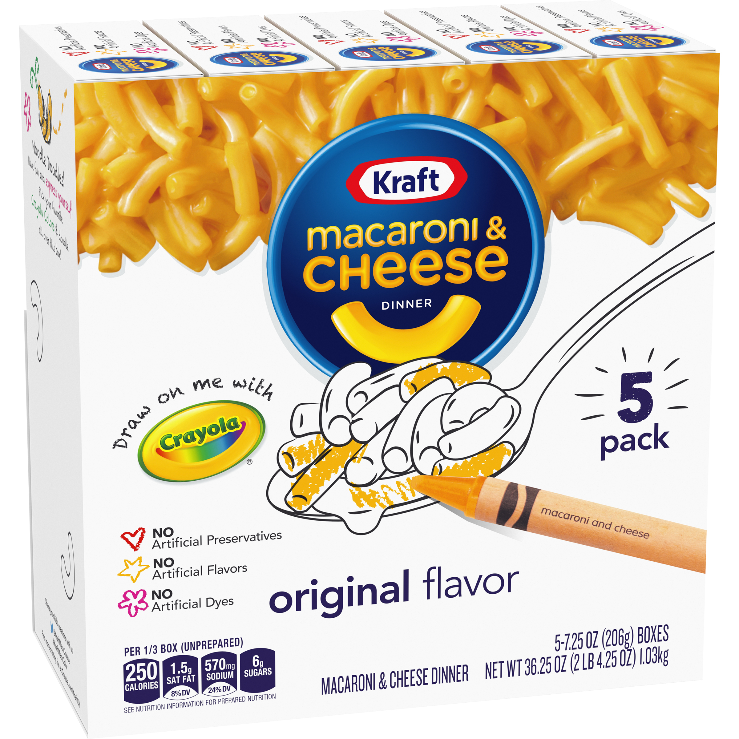 Kraft Macaroni And Cheese Nutrition Facts Prepared Nutritionwalls