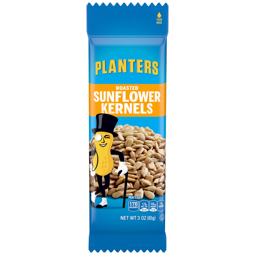 PLANTERS Sunflower Kernels 3 oz Bag