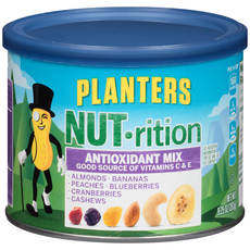 PLANTERS 2 OZ SNACK NUTS TUBE HONEY ROAST CASHEWS 1X12 CT TRAY PACK/INNER PACK image