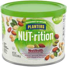 PLANTERS NUT-rition Men's Health Recommended Mix 10.25 oz Can image