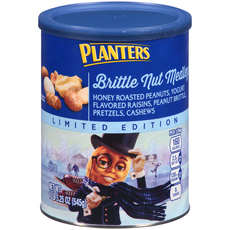 PLANTERS Brittle Nut Medley 19.25 oz Can image
