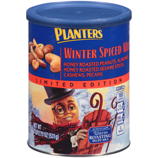PLANTERs Winter Spiced Mix 18.75 oz Can image