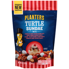 PLANTERS Turtle Sundae Mix 6 oz Bag image
