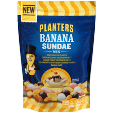 PLANTERS Banana Sundae Mix 6 oz Bag image