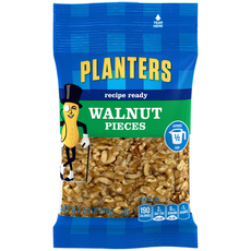 PLANTERS Pieces Walnut  2.3 oz Bag image