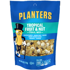 PLANTERS Trail Mix Fruit & Nut 6 oz Bag