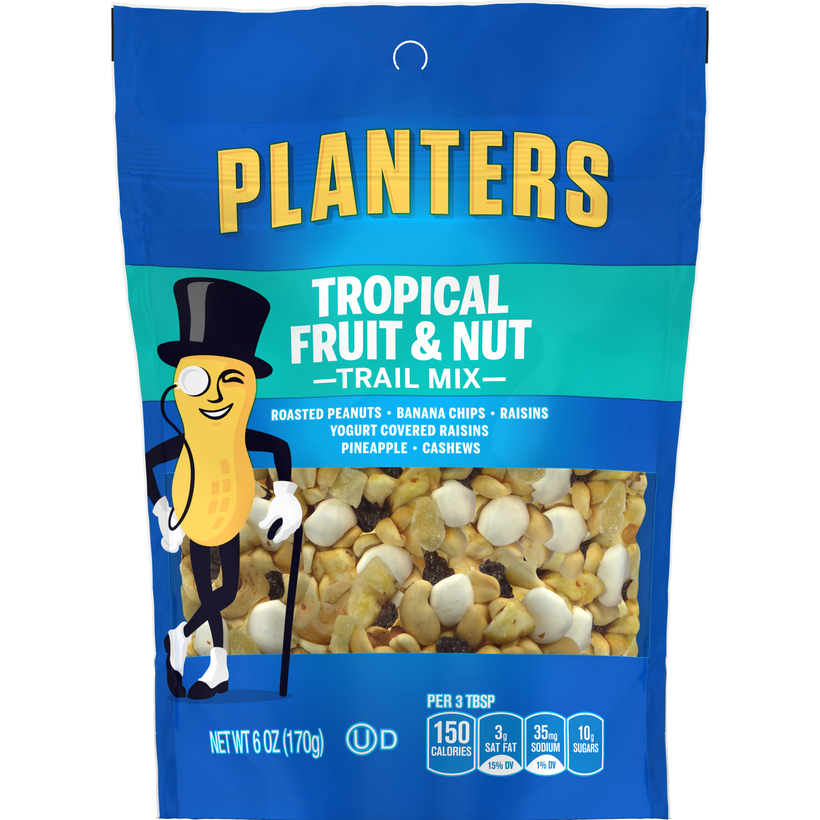 planters trail mix nutrition with 00029000078802 on 9621f7735e6f4da0ba4952913418b73f likewise 10324681 moreover Planters Tropcical Fruit Nut Trail Mix 2 Oz Bags Pack Of 36 in addition Planters Coupons Save 55 Free Shipping furthermore 37320041.
