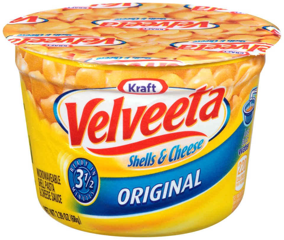 Velveeta Original Mac n Cheese Cups, 2.39 oz. image
