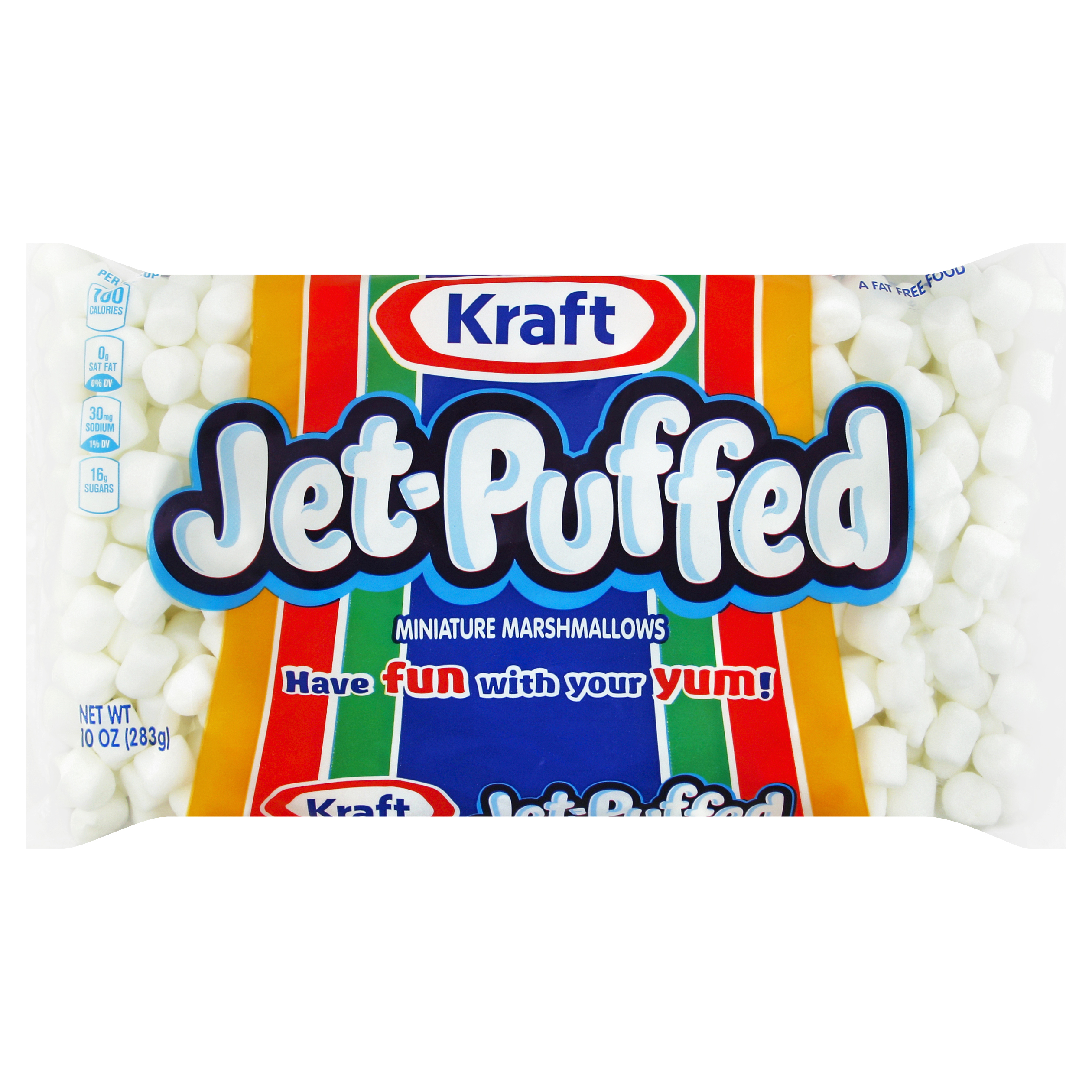 Jet-Puffed Miniature Marshmallows 10 oz Bag image