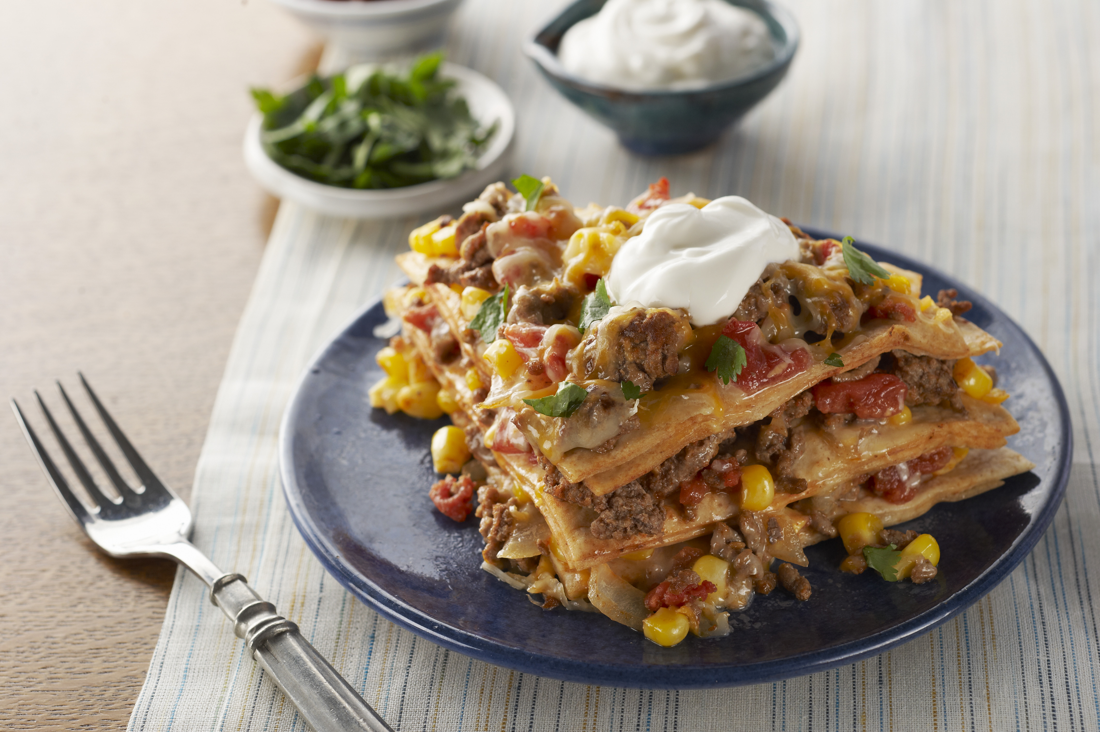 Easy Baked Taco Pie My Food And Family