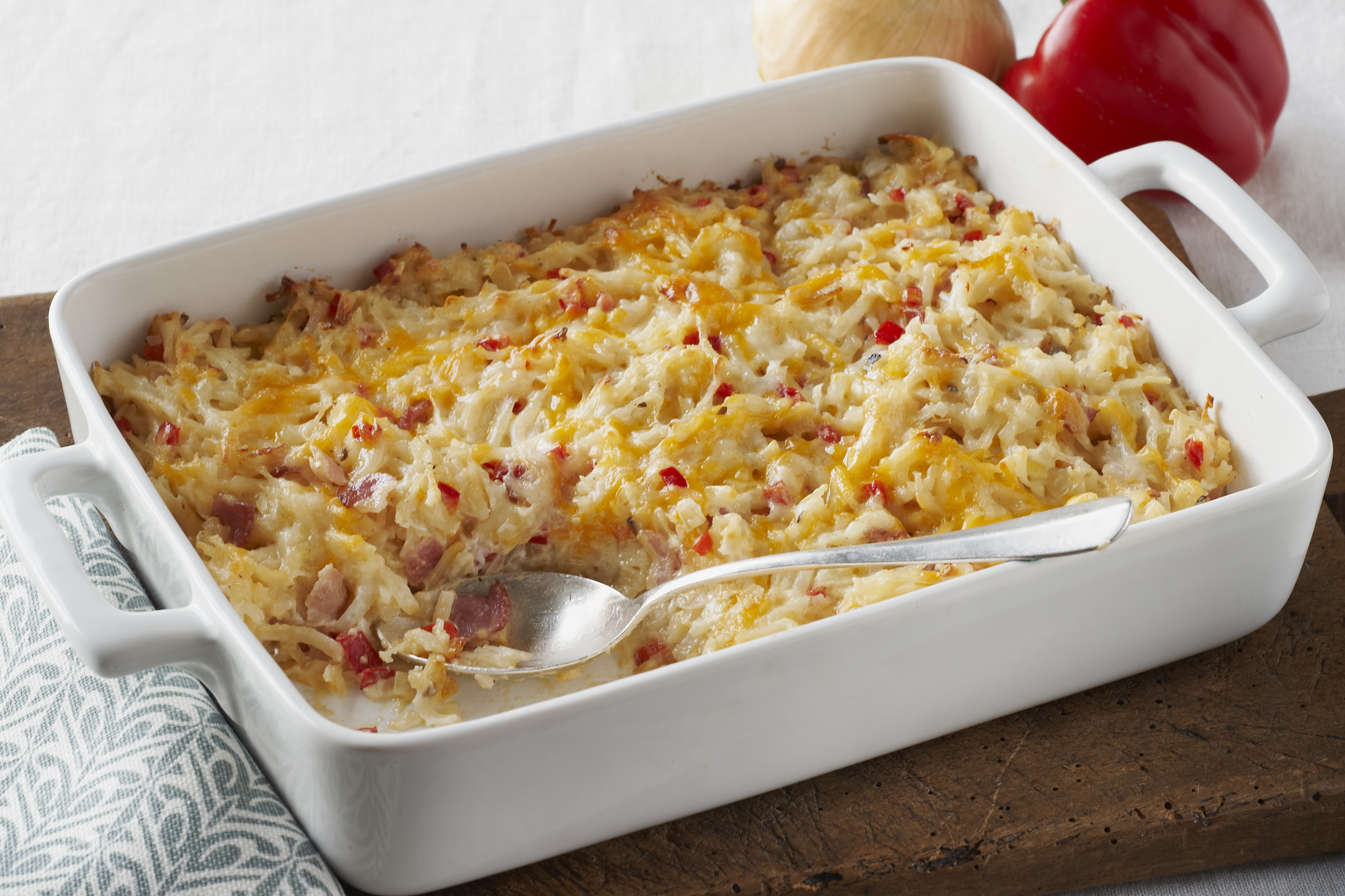Baked Hash Brown Casserole