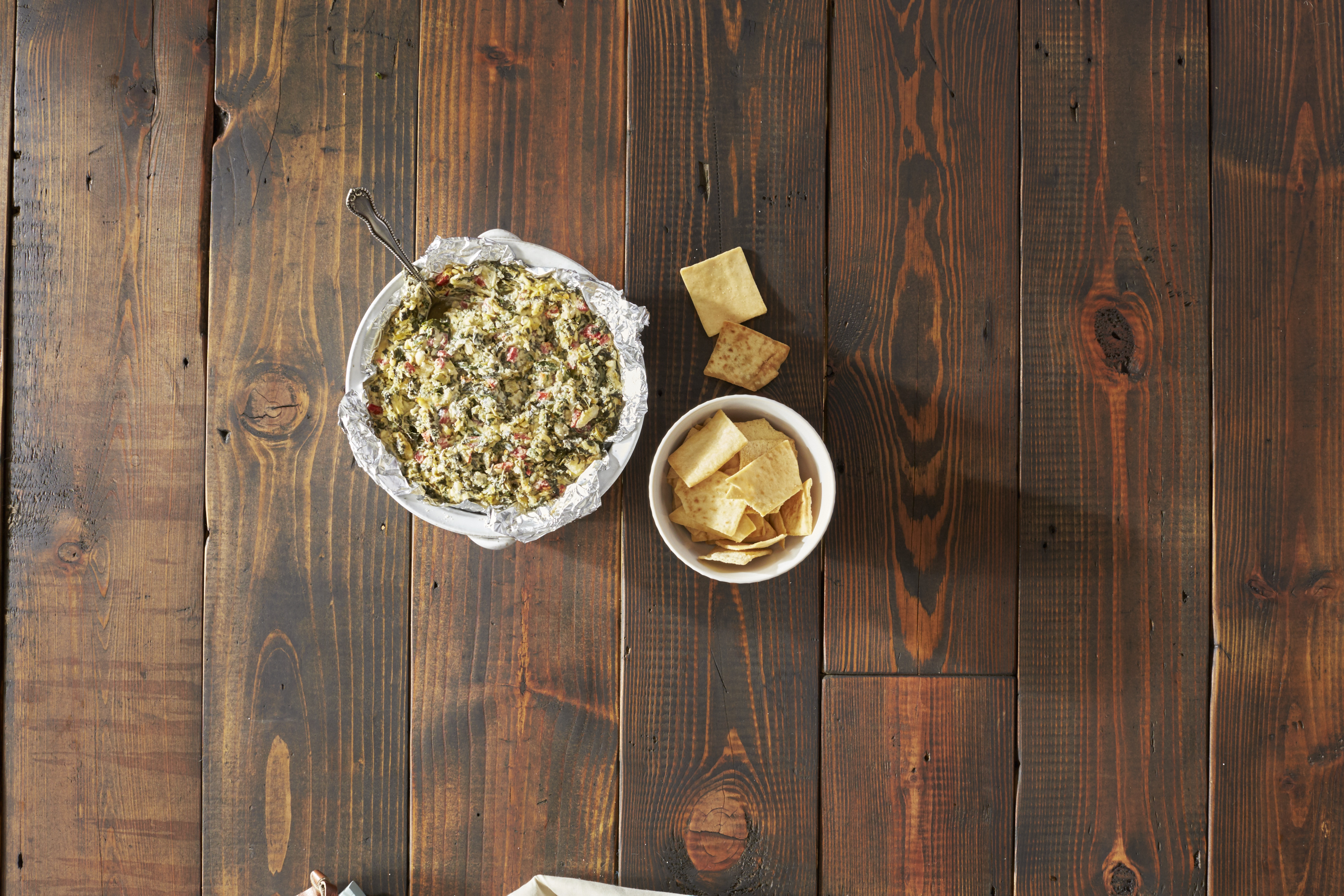 Spinach Artichoke Dip from Reynolds Wrap®
