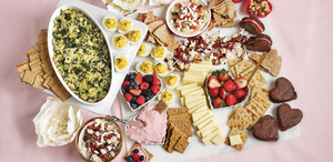 Valentine's Day Grazing Table Ideas to Win over Anyone