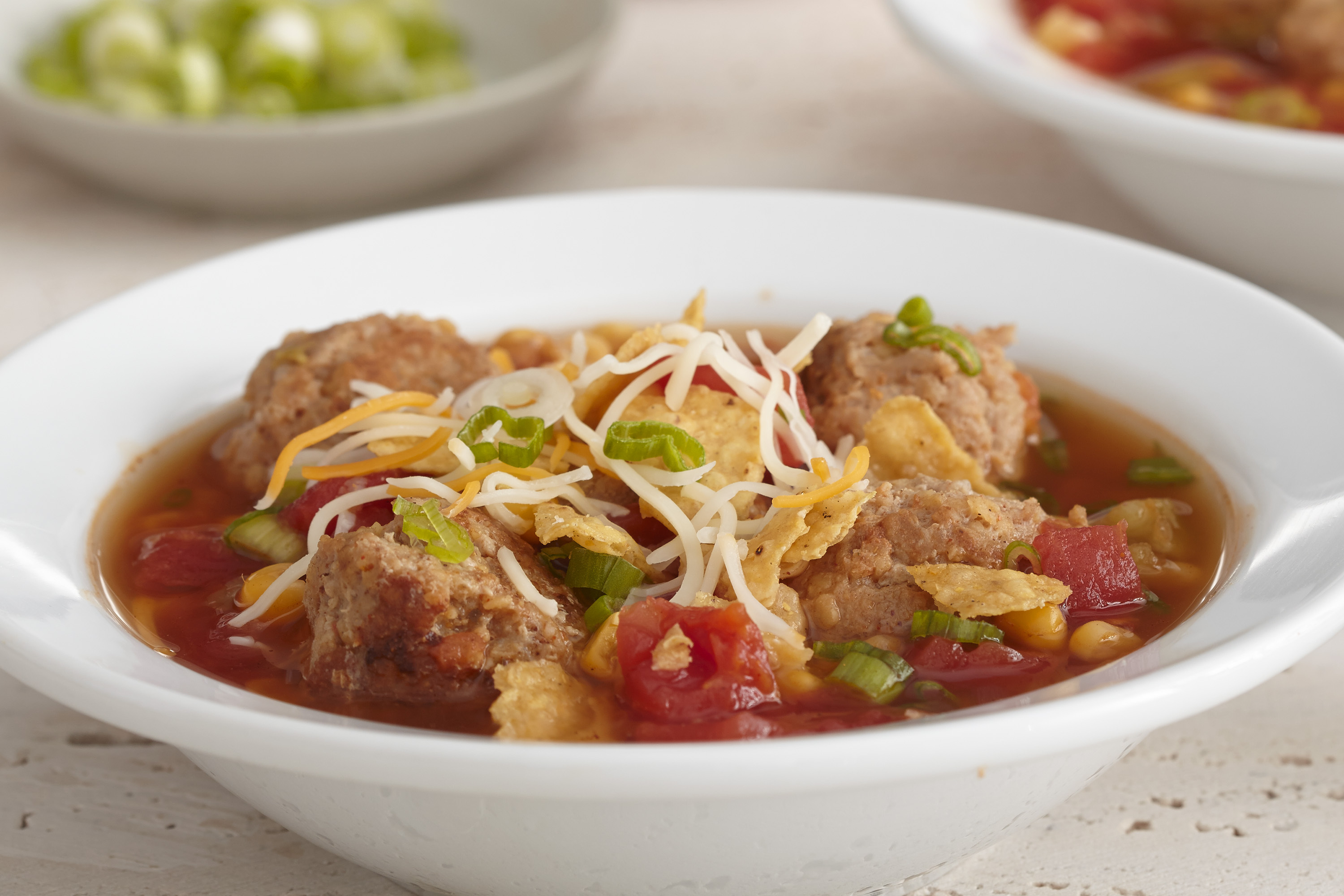 Slow-Cooker Taco Soup for Two