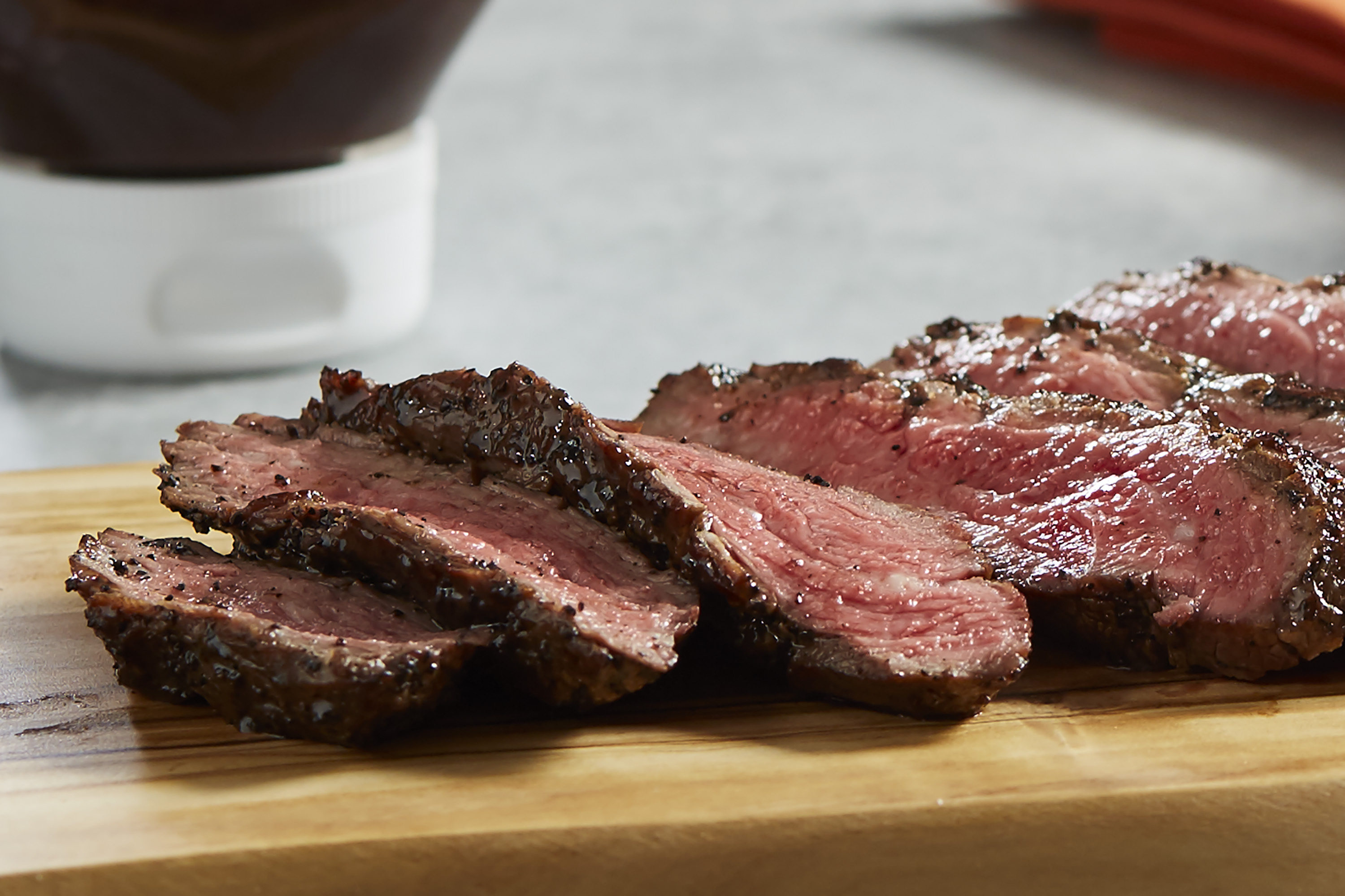 Sweet & Spicy Grilled Flank Steak