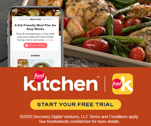 click to Food Network Application
