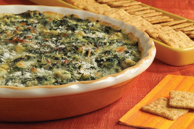 Savory Spinach-Artichoke Dip Image 1