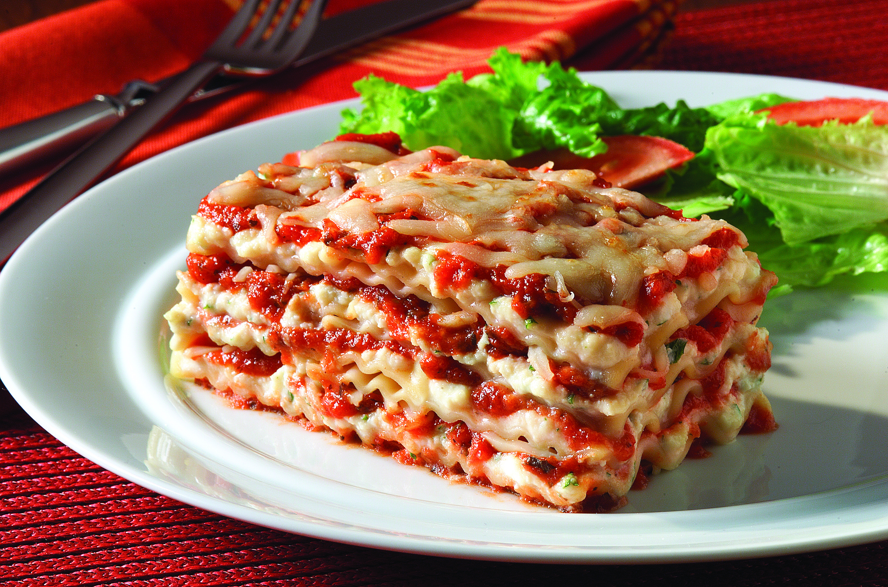 Classic Cheese Lasagna - My Food and Family