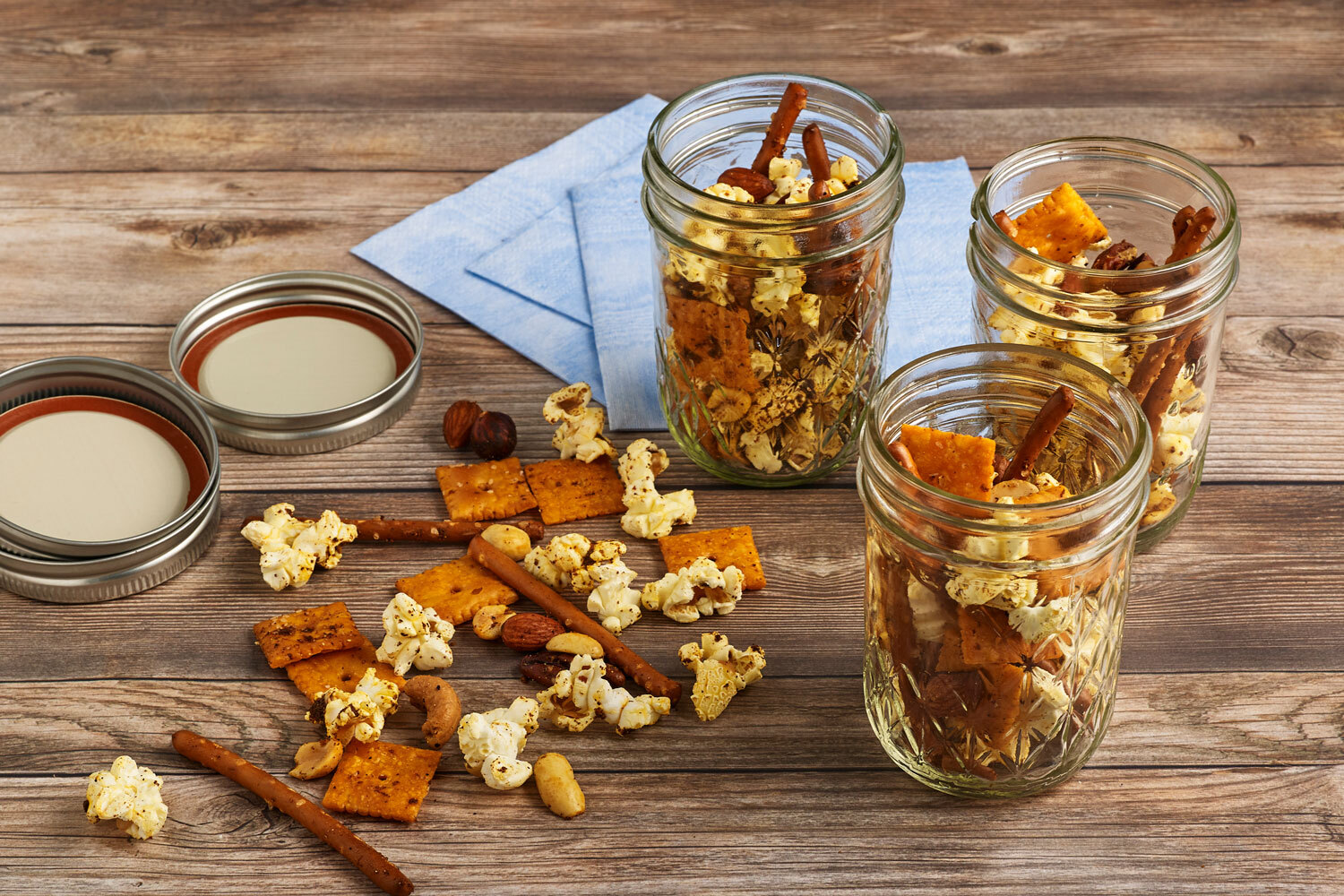 Tex-Mex Snack Mix Image 1