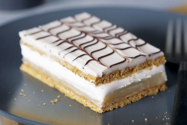 Mille-feuilles aux biscuits graham Image 1