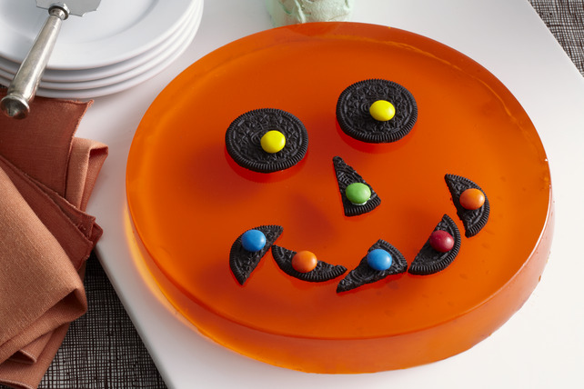 Citrouille d'Halloween JELL-O Image 1
