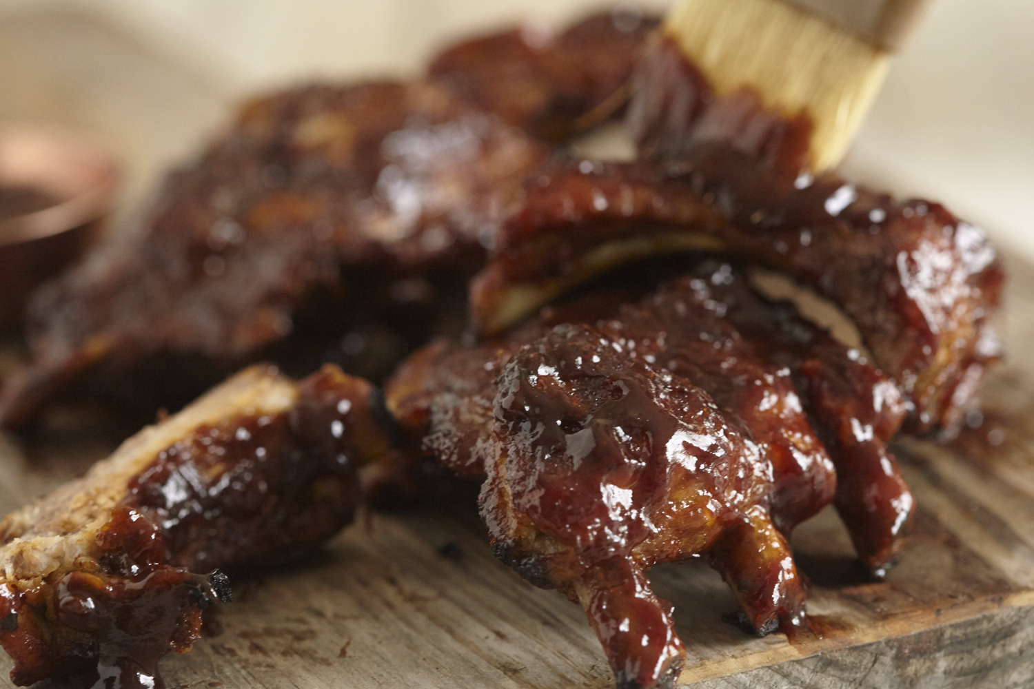 Electric Pressure Cooker Pork Ribs Image 1