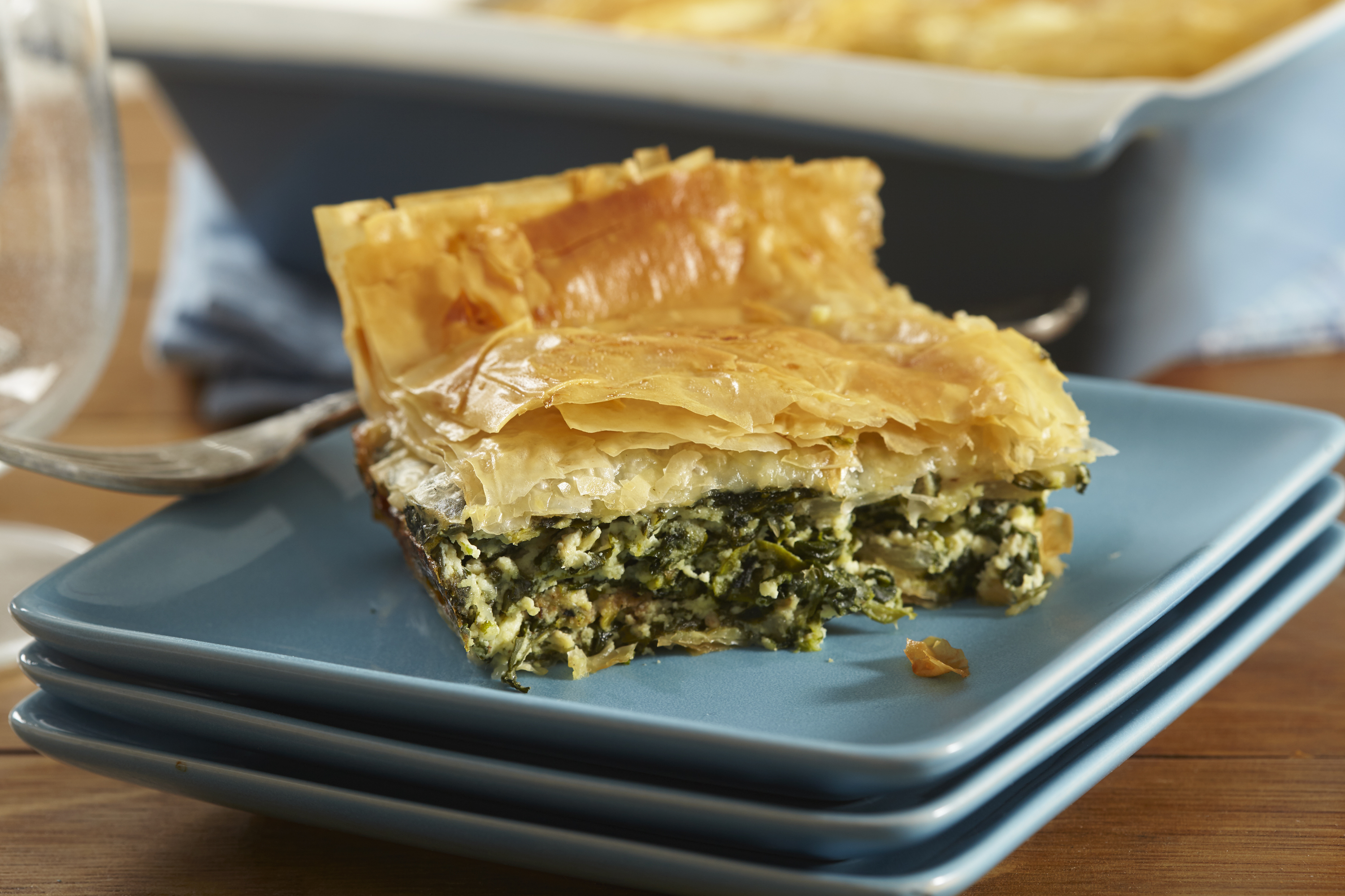 Greek Spinach Pie Image 1