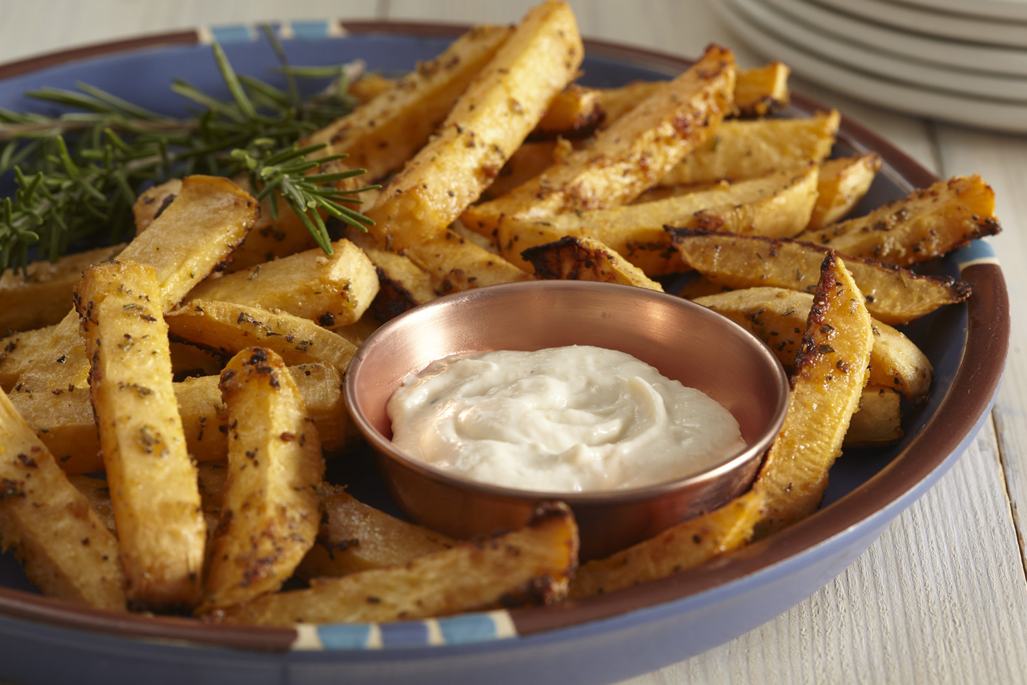 Rutabaga Fries Image 1