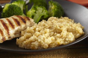 Cheesy Cauliflower Rice