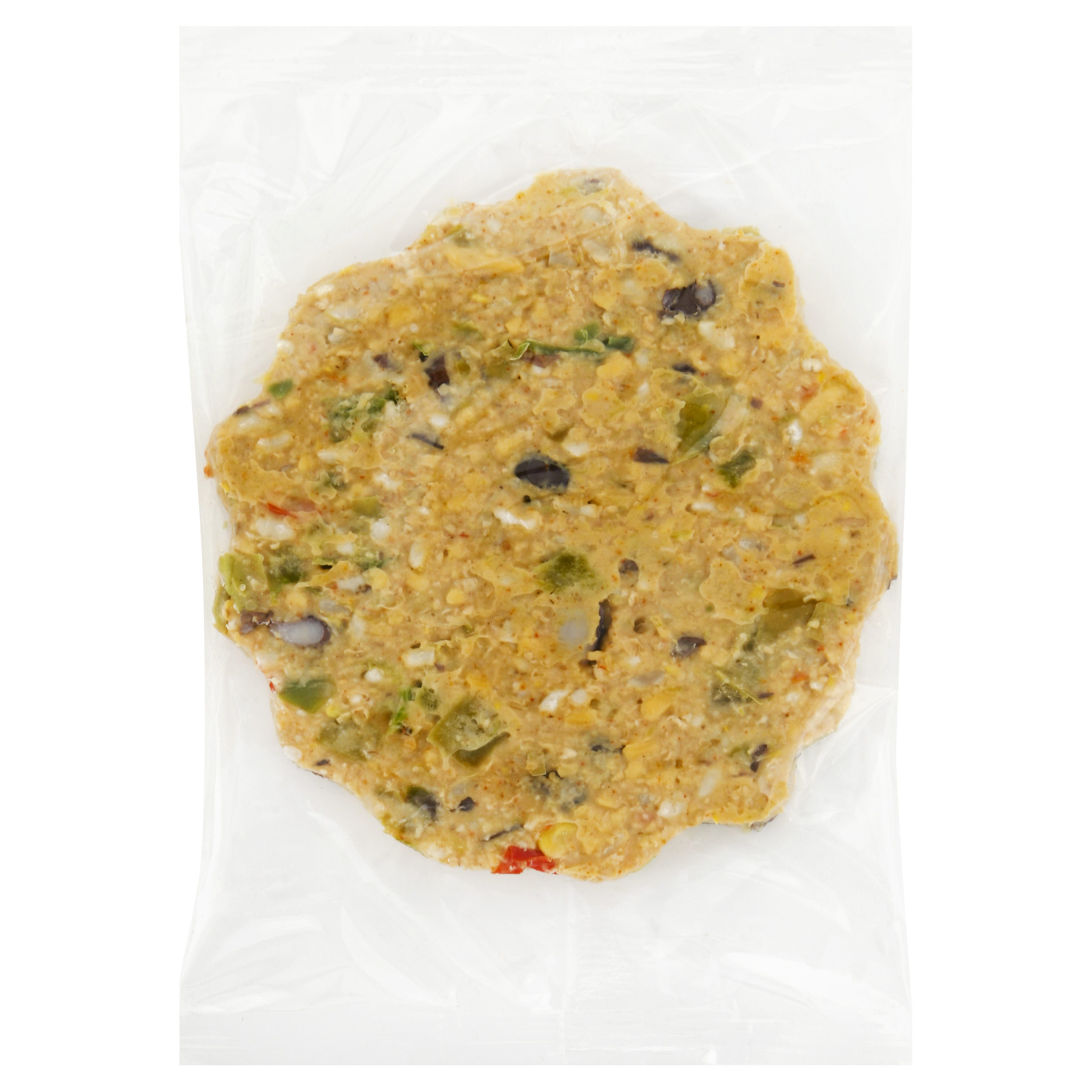 Boca Essentials Chile Black Bean Burger, 4 oz. image
