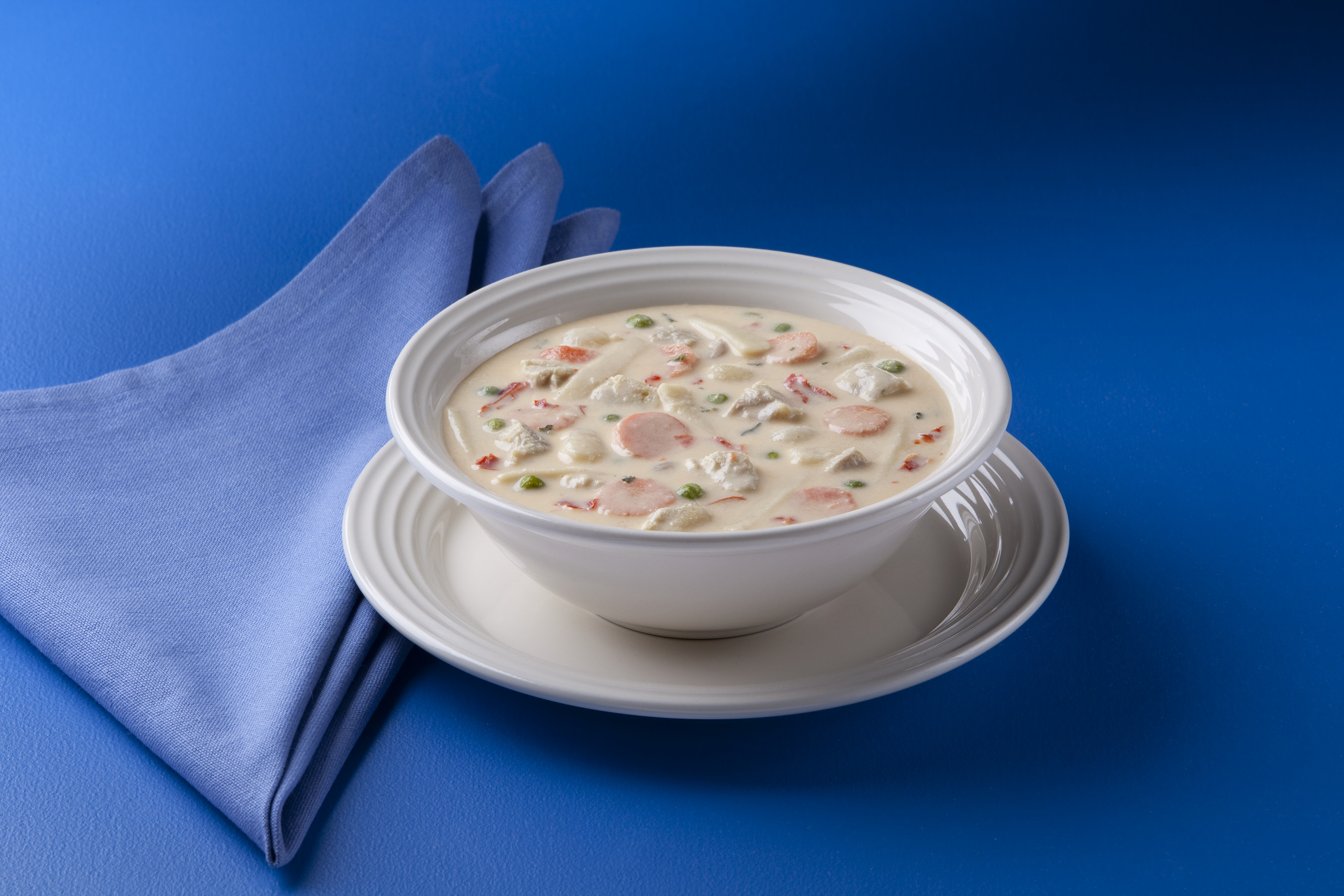 Chef Francisco Chicken Pot Pie Soup, 4 lb.