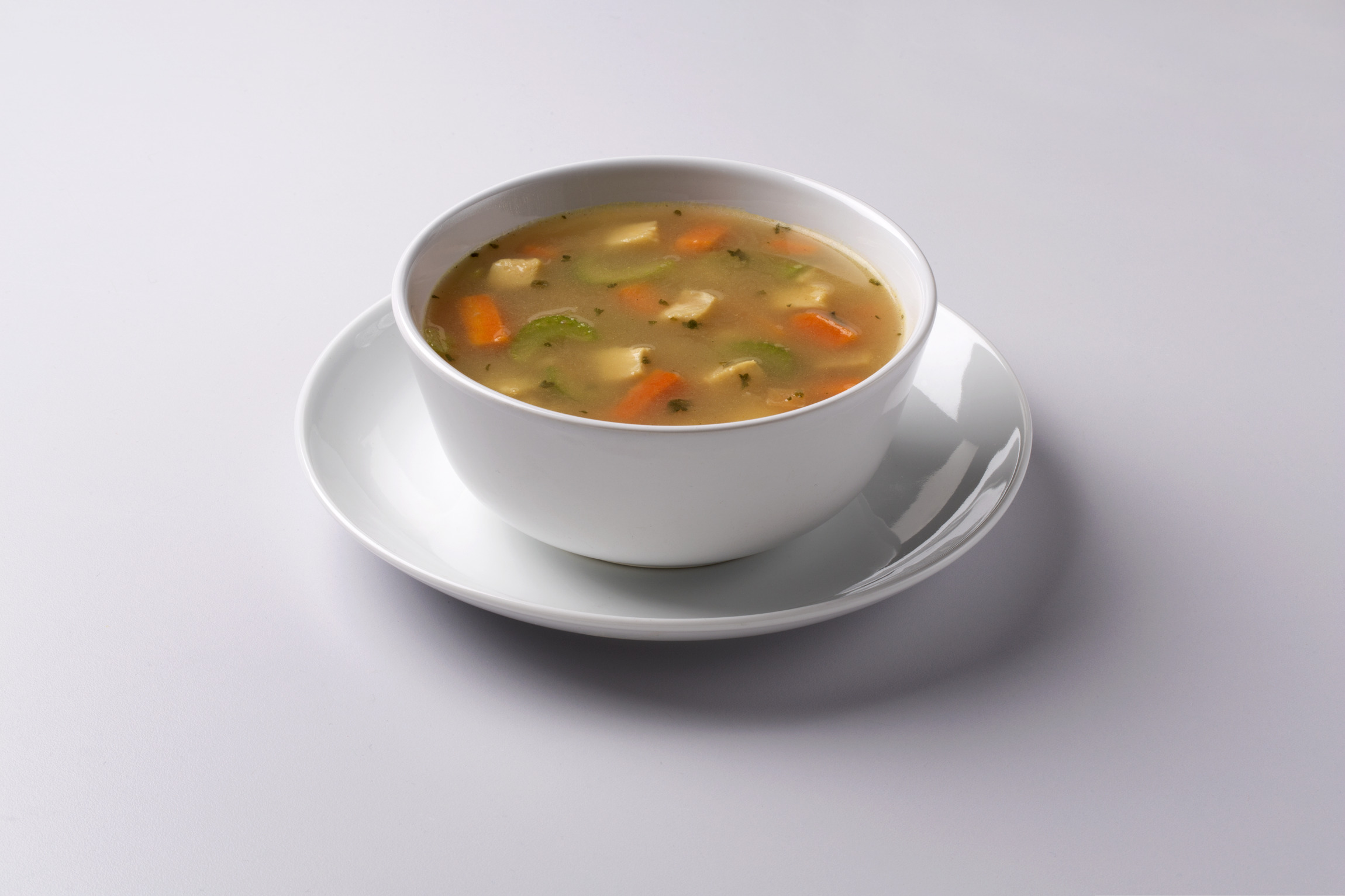 Chef Francisco Chicken Soup Starter, 8 lb. image