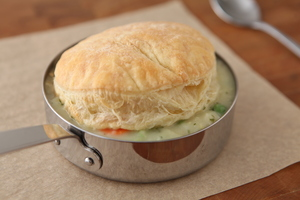 Chicken Pot Pie Bowl