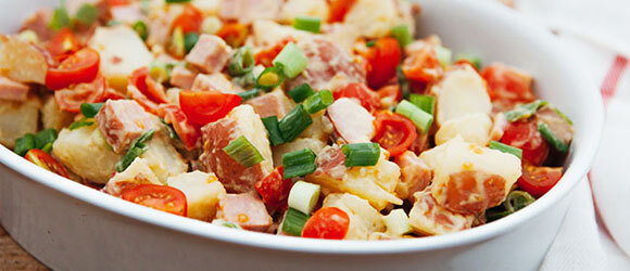 Down-Home Potato Salad