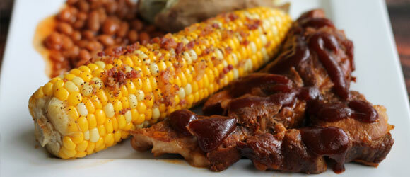 Easy Country-Style Slow-Cooker Pork Ribs