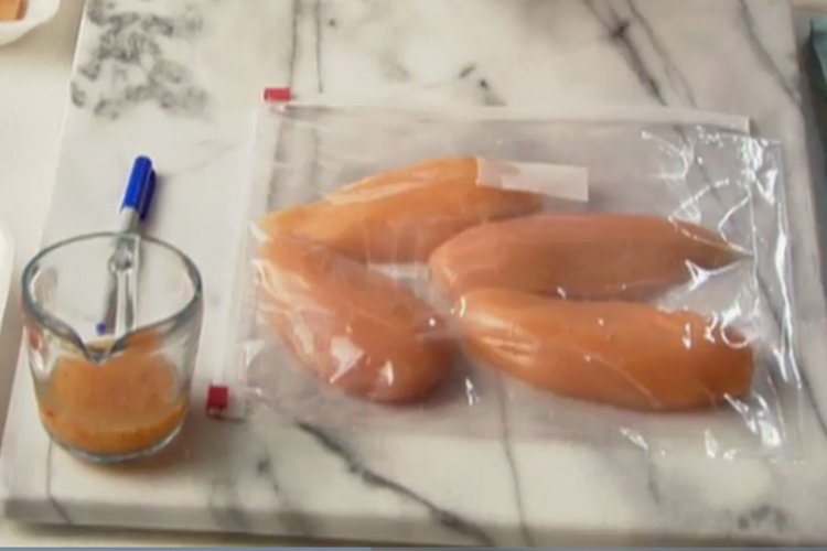 Get Organized Meat And Fish Freezer Storage Cooking Video My Food And Family